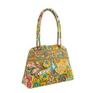 VERA BRADLEY Bowler in Provençal  Pattern NWT Bag